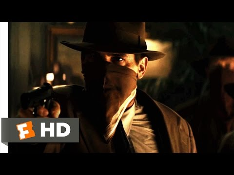 Gangster Squad (2013) - The Squad's First Mission Scene (1/10) | Movieclips