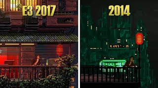 Nonton The Last Night   2014 Flash Game Vs E3 2017 Trailer Comparison Film Subtitle Indonesia Streaming Movie Download