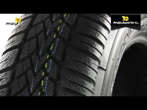 Youtube Dunlop SP Winter Response 2 185/60 R14 82 T Zimní
