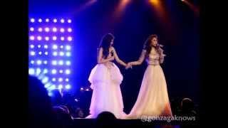 Celestine Concert  Toni Vs Alex  Full Vid
