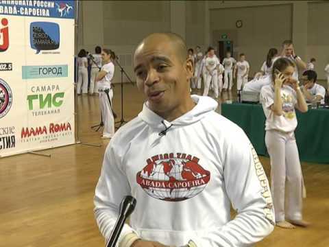 В Самаре прошел чемпионат России по Abada-Capoeira