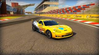 ZZ DNP Real Racing 2 YouTube video