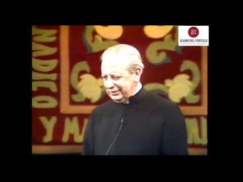 Catequesis del Beato Álvaro del Portillo: La mirada del Señor