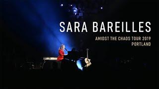 Sara Bareilles - Amidst the Chaos Tour 2019 | Live in Portland