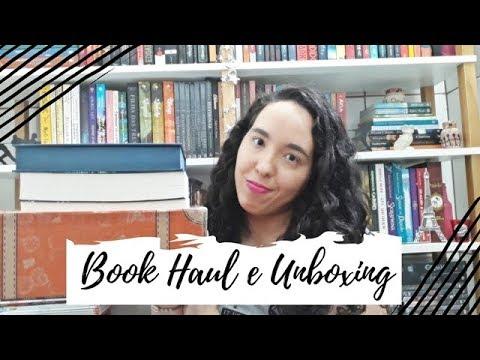 Book Haul da Black Friday + Unboxing do Turista Literário de Novembro (2018) | Um Livro e Só