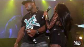 50 Cent and Lil Kim Perform 'Magic Stick' Live For First Time Ever In Australia