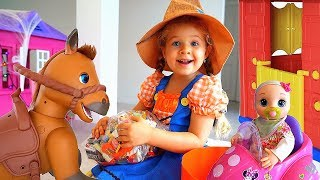 Video Diana and The Best videos of 2018 by Kids Diana Show MP3, 3GP, MP4, WEBM, AVI, FLV Mei 2019