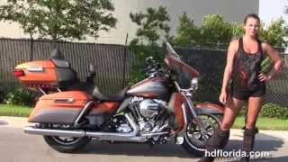 9. New 2015 Harley Davidson Electra Glide Ultra Classic Low Motorcycles for sale