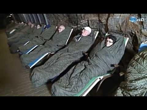 Heilstollentherapie Bad Grund Harz, Höhlentherapie im Eisensteinstollen, Heilstollen Harz