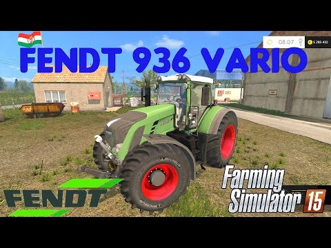 Fendt 936 Vario BETA