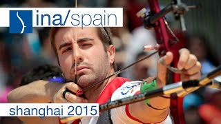 Video Indonesia v Spain – Recurve Men's Team Bronze Final | Shanghai 2015 Archery World Cup stage 1 MP3, 3GP, MP4, WEBM, AVI, FLV Agustus 2019