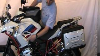 10. Chip Huff Talks About A 2012 BMW R 1200 GS Rallye Edition