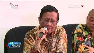 Video Mahfud MD Jengkel dengan Sindiran Politisi PKS MP3, 3GP, MP4, WEBM, AVI, FLV Juli 2019