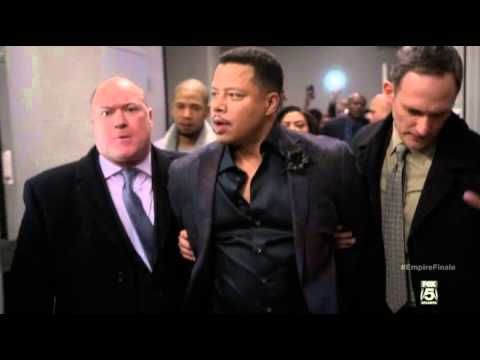 Empire season 1 episode 12 S01E12 - Lucius Lyon Arrest