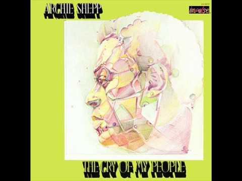 Archie Shepp – African Drum Suite Part 2