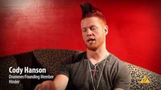 Cody Hanson (Hinder) shares his BEHRINGER X32 experience