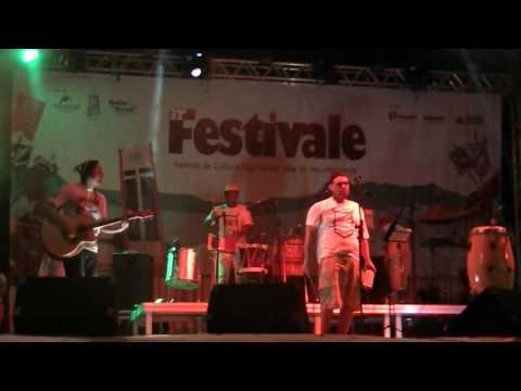 SARAU KIZUMBA NO FESTIVALE 2015 EM SALTO DA DIVISA