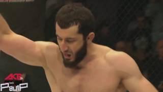 Mamed Khalidov vs Luke Barnatt cała walka.
