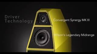 Introducing - Wilson Audio Yvette