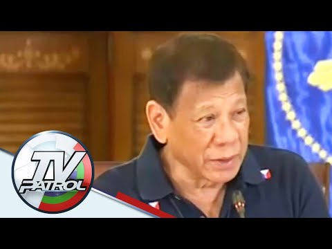 Duterte lumikha ng task force para ungkatin ang mga katiwalian sa PhilHealth | TV Patrol