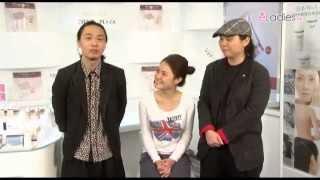 新浪香港 ELadies: 星級化妝師 Annie G. Chan 教室:5分鐘極速上妝法