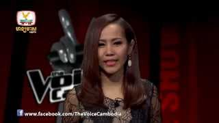 Khmer Music - The Voice Cambodia Live Show