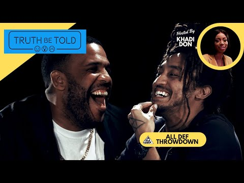 Truth Be Told: All Def ft. Patrick & Doboy | All Def