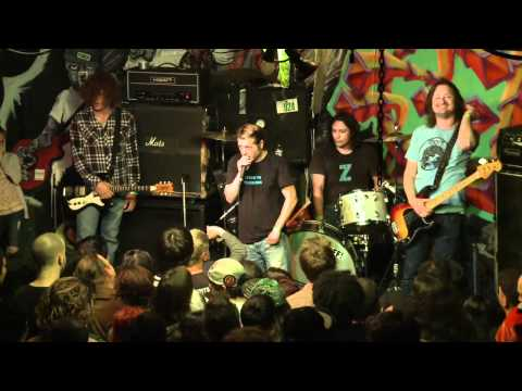 Off - OFF! Live at the GIlman, Berkeley Ca. April 22nd 2011 Amazing Band..What a Show!! Shot in HD Camera-Mike Collins.