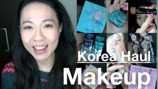 Haul : 2013韓國之旅 - 化妝品篇 Makeup From Korea 2013