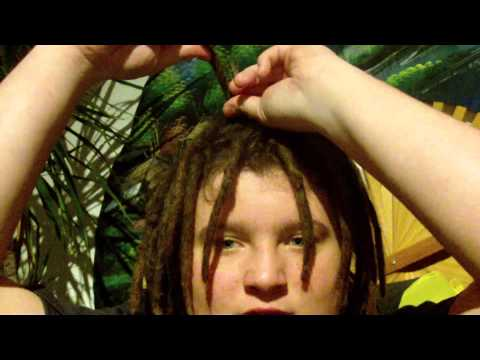 Dreadlocks Nachfilzen (deutsch)