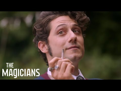 The Magicians (Character Spotlight: Eliot Waugh)