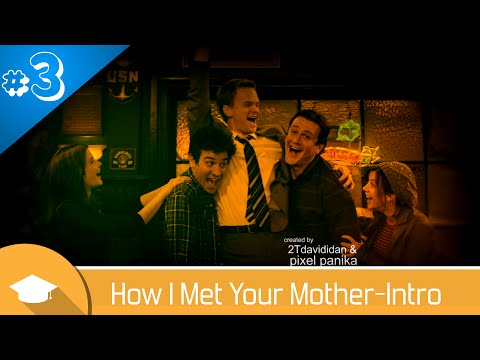 Cinematics #3 – Eigenes How I Met Your Mother-Intro in After Effects erstellen (by 2Tdavididan)