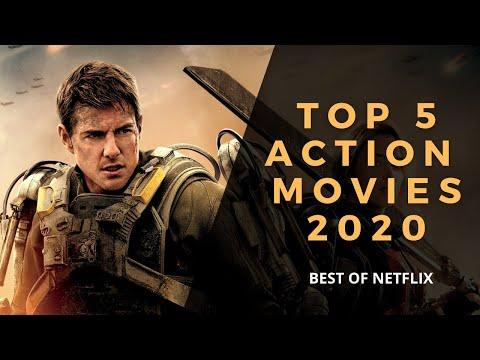 Top 5 Best Action Movies 2020   Netflix