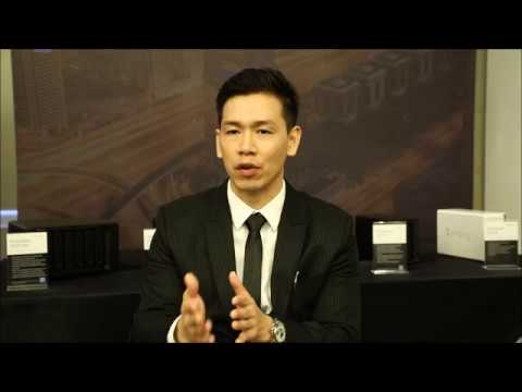 Mike Chen, Marketing Director, Synology