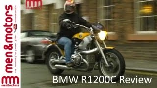 9. BMW R1200C Review (2003)