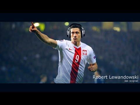 Robert Lewandowski – Jak wygrać?! Ten kawałek normalnie rozwalił system!