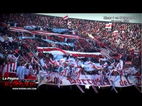 Video - Varios cantitos! - Los Borrachos del Tablón - River Plate - Argentina