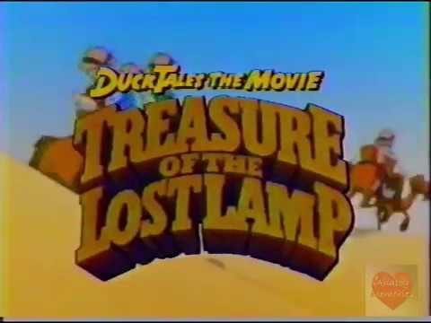 DuckTales The Movie Treasure Of The Lost Lamp | Television Commercial | 1991