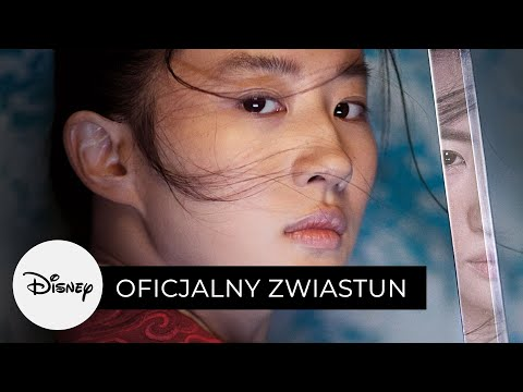 Mulan - zwiastun #3 [dubbing]