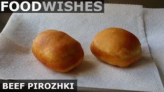 Beef Pirozhki - Food Wishes - Russian Meat Donuts by Food Wishes