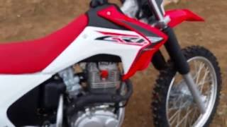 3. 2015 Honda CRF230F walkwround, startup, and specs