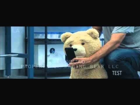 Ted 2 Leaked Trailer - Complete with unfinished effects