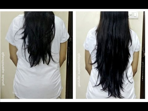 segreta ricetta indiana per far crescere i capelli molto velocemente