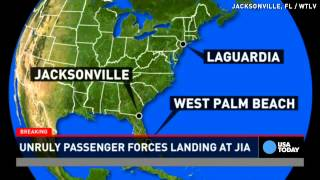 Another Plane Diverted Because Of 'unruly' Passenger