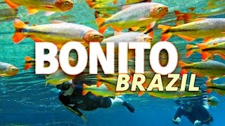 Bonito Brazil  City new picture : Top Ecotourism Destination: Bonito, Brazil