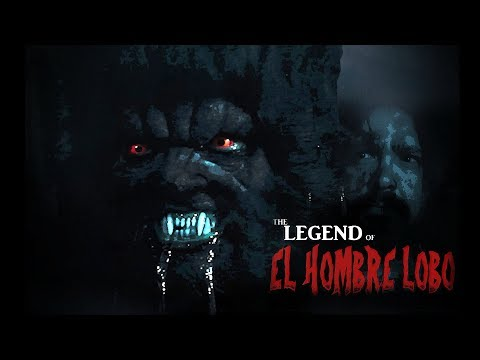 The Legend of El Hombre Lobo | Paul Naschy Werewolf Short Film