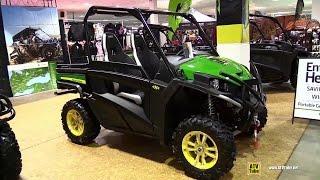 6. 2015 John Deere Gator RSX 850i Utility Vehicle - Walkaround - 2014 Toronto ATV Show