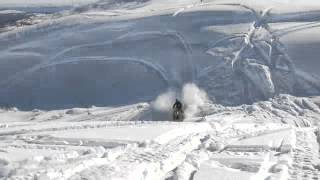 4. 2010 skidoo summit 800