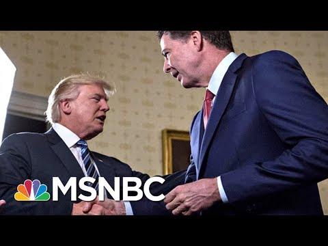 President Donald Trump Tweets: Jim Comey Is A 'LEAKER' And 'LIAR' | Morning Joe | MSNBC
