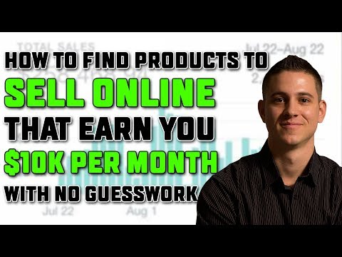 Shopify Product Research | 10k+/Month How to Sell Products Online Shopify Dropshipping AliExpress!
